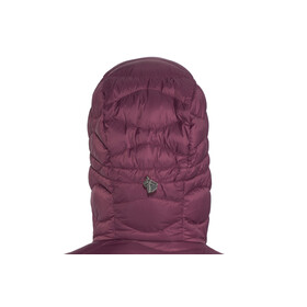Meru Awanui - Chaqueta Mujer - violeta